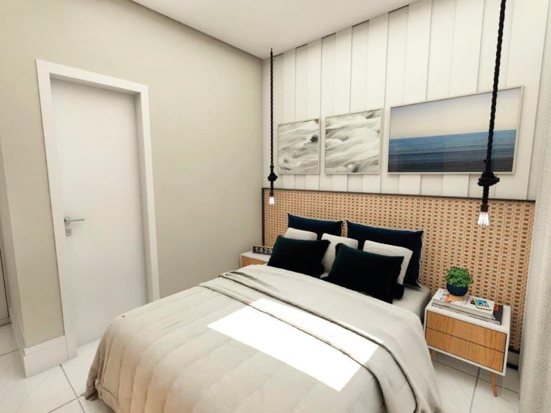 quarto residencial bossa nova